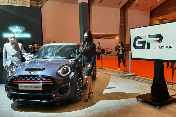 Mini John Cooper Works GP Inspired Edition meluncur di IIMS 2021