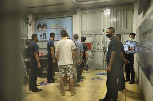 Puluhan Napi Bandar Narkoba di Lapas Kelas I Tangerang Dipindahkan ke Lapas Super Maximum Security