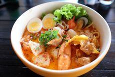 Resep Mi Tom Yam Pedas Segar, Menu Makan Siang ala Restoran