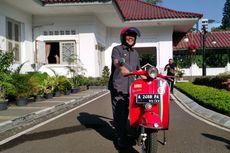 Vespa, dalam 25 Tahun Nostalgia Oded M Danial, Sang Wali Kota Bandung