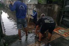 Upaya Antisipasi Banjir di Jakarta Pusat Sudah 90 Persen