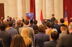 Pertama Kali, Resepsi Diplomatik Peringatan HUT Kemerdekaan RI Digelar di Gedung Senat AS