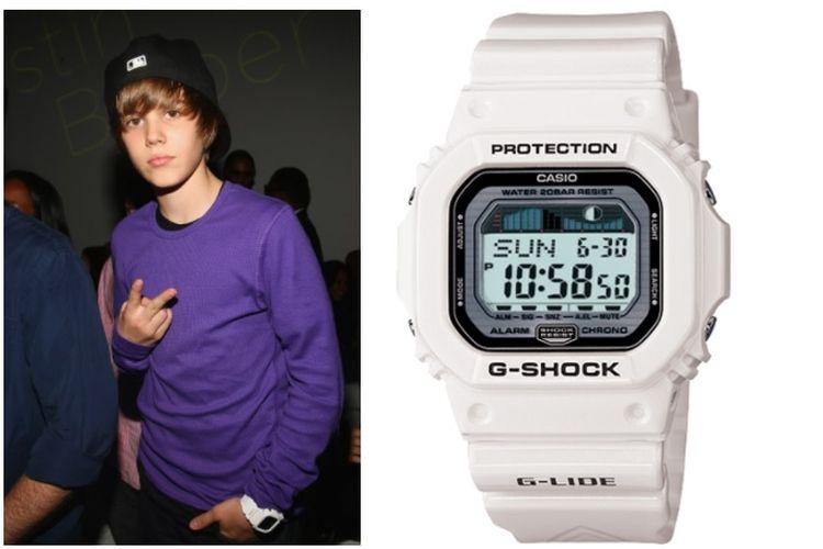 Koleksi Jam Tangan Justin Bieber
