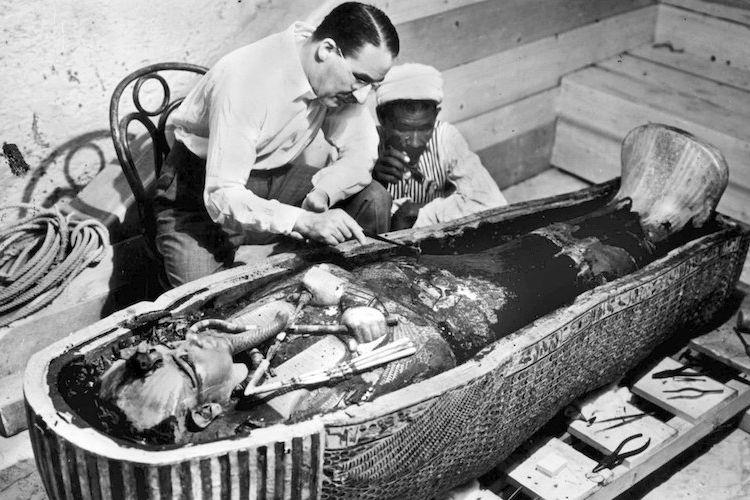 Hari Ini dalam Sejarah: Kutukan Firaun Dimulai Halaman all - Kompas.com