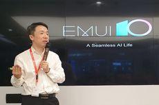 Huawei Perkenalkan EMUI 10, Ada