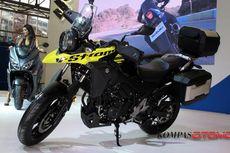 Suzuki Cari Waktu buat Luncurkan V-Strom 250