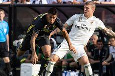 Juventus Siap Lepas Joao Cancelo ke Manchester City