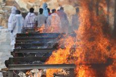 Dalam Sepekan, Kasus Covid-19 di India Bertambah 1,57 Juta