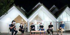 Beri Wejangan untuk Arsitek dan Seniman, Kang Emil: Jangan Menua Tanpa Karya dan Inspirasi