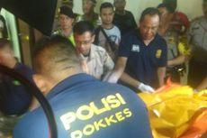 Jenazah Tiga Terduga Teroris di Tangsel Tiba di RS Polri