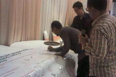 Pedagang Miras Eceran Kirim Petisi Berbahasa Jawa Untuk Jokowi
