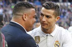 Meski Bertanding Pakai Popok, Ronaldo Tetap Raih Gelar Top Scorer