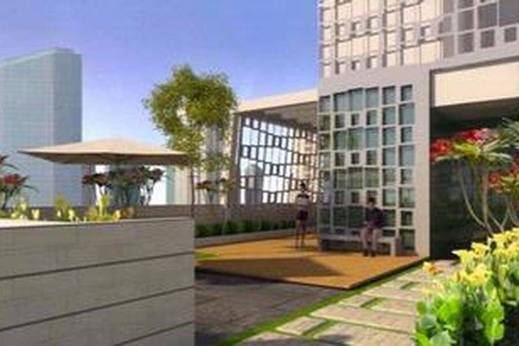 Unit-unit apartemen Senopati Penthouse saat ini dipatok seharga Rp 8 miliar hingga Rp 8,5 miliar.