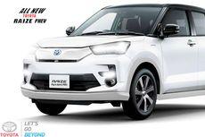 Perkenalkan, Ini Toyota Raize PHEV Versi Modifikasi Digital
