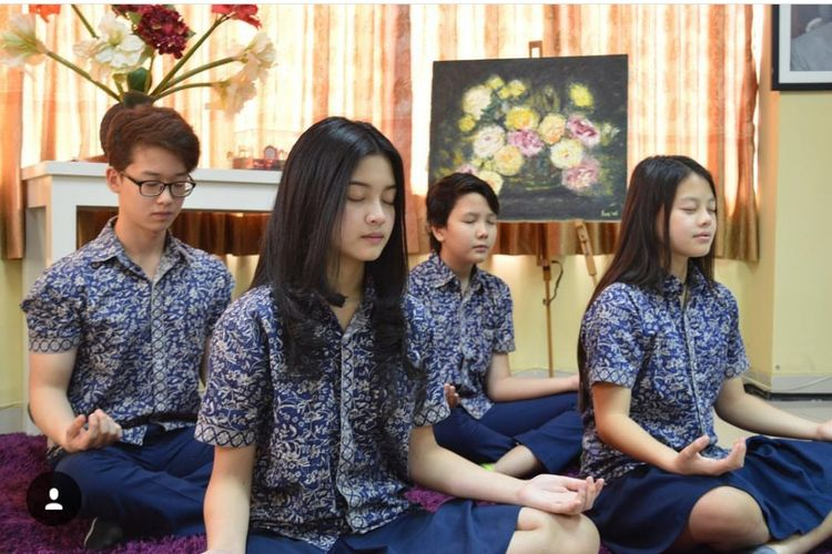 Peringatan ulang tahun ke-16 Global Sevilla School mengangkat tema A Day of Mindfullness (9/10/2018)