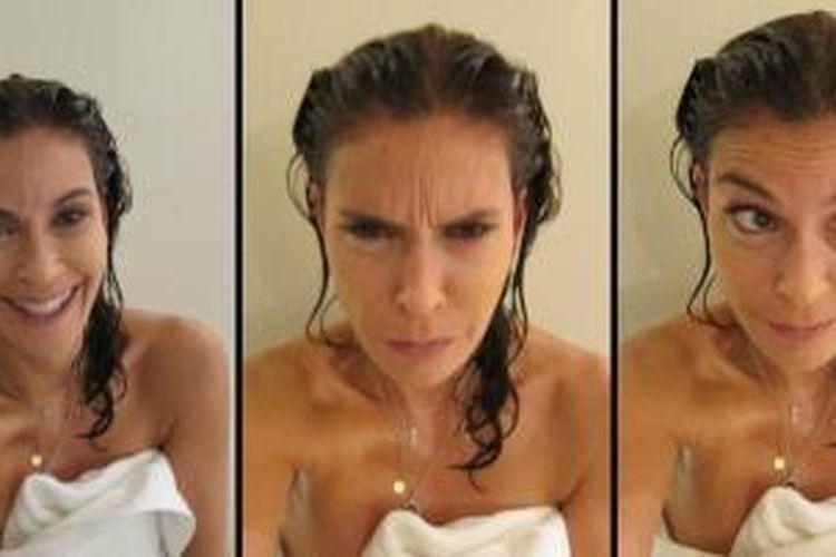 Teri Hatcher membuktikan diri bebas botoks lewat foto yang diunggah di akun sosial media miliknya.