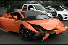 Pengemudi Lamborghini Mengaku Koleksi Senpi karena Hobi