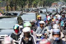 Sepeda Motor Terbukti Penyumbang Polusi Terbesar di Jakarta