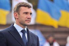 Ukraina Vs Inggris, Andriy Shevchenko Harapkan Dukungan Fans Italia