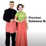 Baju Pattuqduq Towaine dari Suku Mandar, Sulawesi Barat