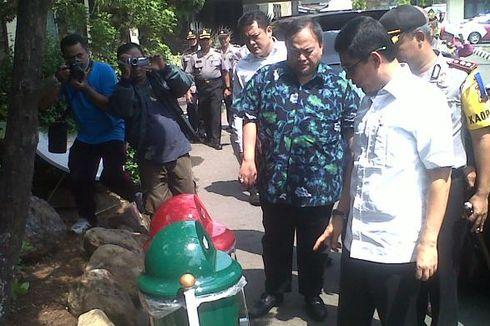 Menteri Yuddy: Siaga Terus, Pak Kapolres