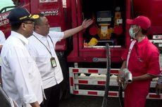 Menhub Cek Ketersediaan BBM Pertamina di Jalan Tol Darurat
