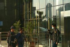 6 Orang yang Ditangkap di Mojokerto Tiba di Gedung KPK