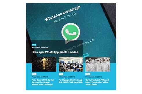 [POPULER TREN] Cara Cegah Whatsapp Disadap | Pelaku Penembakan di Thailand Ditembak Mati