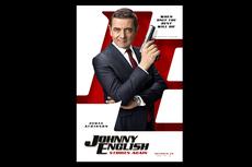 Sinopsis Johnny English: Strikes Again, Rowan Atkinson Menguak Serangan Siber