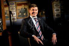 Steven Gerrard Jadi Pelatih, Hari Spesial bagi Rangers