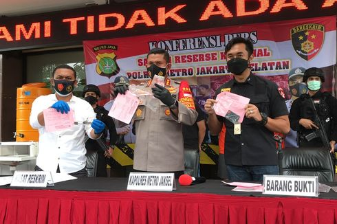 Bobol ATM Rp 150 Juta di Stasiun Pasar Minggu, Dua Pelaku Ditangkap