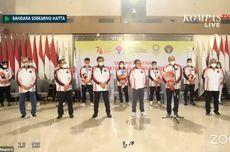 Rombongan Terakhir Tim Indonesia dari Olimpiade Tokyo 2020 Telah Tiba di Tanah Air