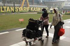 Sejak Harga Tiket Pesawat Naik, 233 Kali Penerbangan Dibatalkan di Bandara Pekanbaru