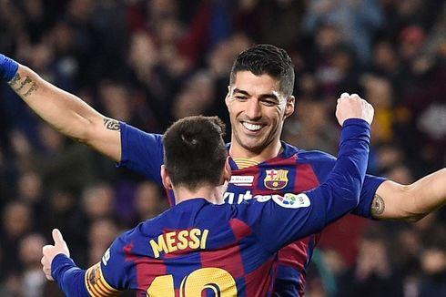 Alasan Lionel Messi Serang Barcelona dalam Kasus Hengkangnya Luis Suarez