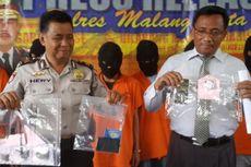 Polisi Ungkap Jaringan Remaja Pengedar Ganja di Malang