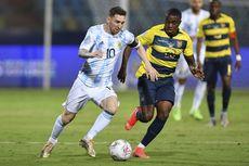Argentina ke Semifinal Copa America 2021, Messi Dekati Rekor Gol Pele