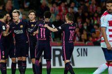 Hasil Liga Spanyol, Sonder Messi Barcelona Menang di Kandang Granada