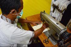 InterContinental Bali Resort Bikin Masker Sendiri, Berikan ke Pegawai dan Warga