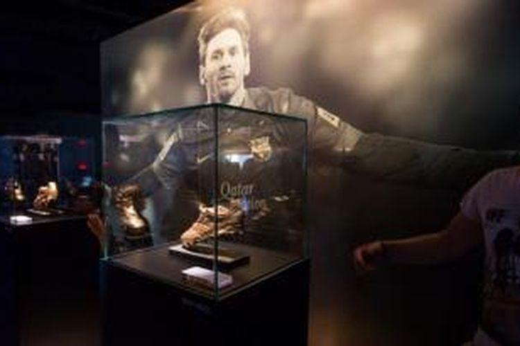 The Espai Leo Messi adalah ruangan khusus di Museum Barcelona yang dibuat sebagai penghargaan kepada Lionel Messi.