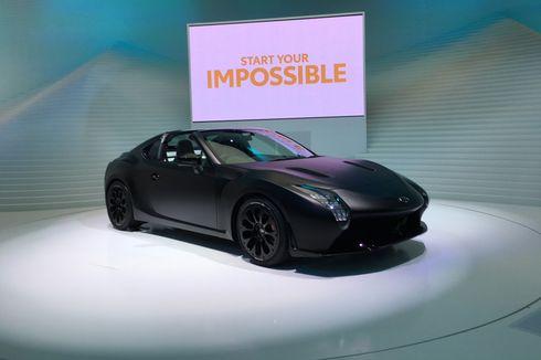 Inikah Sosok Pengganti Toyota Supra?