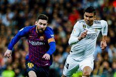 Real Madrid Vs Barcelona, Rekor Buruk Los Blancos di Santiago Bernabeu
