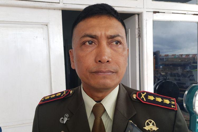 Danrem 172/PWY Kolonel Inf Binsar Sianipar