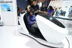 Sensasi Virtual Fitur Keamanan Mobil Honda