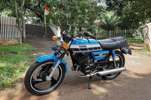 Suku Cadang Yamaha RX 125 Twin Mahal, Tapi Bisa Diakali