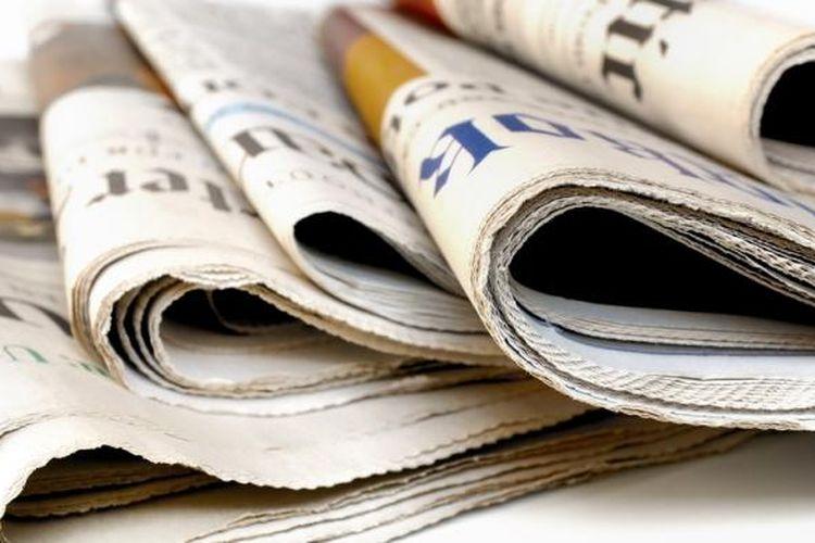 Ilustrasi koran