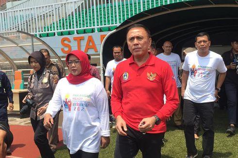 Virus Corona Buat FIFA Tunda Kunjungan ke Indonesia