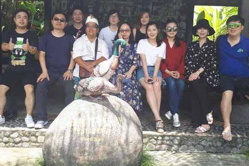 Yakinkan Bali Aman, 9 Media China Diundang ke Bali