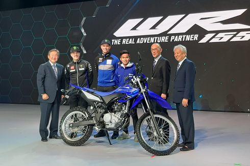 Yamaha Luncurkan 3 Motor Baru, NMAX, XSR 155 dan WR 155 R