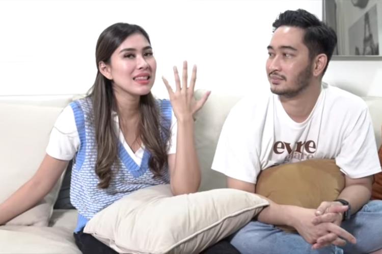 Artis Syahnaz Sadiqah dan Jeje GOVINDA menceritakan pengalaman mereka menghadapi Covid-19
