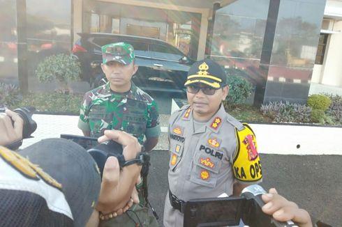 Cegat Peserta Aksi 22 Mei, Polisi Sekat 2 Jalur Menuju Jakarta